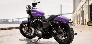 2014 Harley-Davidson Sportster Iron 883