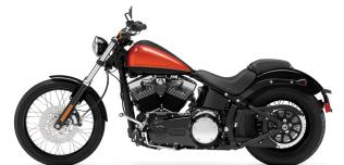 HD Softail Blackline