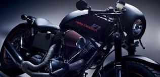 Custom Harley-Davidson Night Train