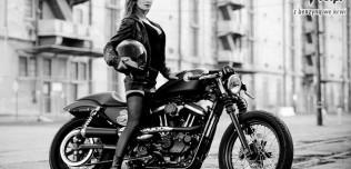 RSD Harley-Davidson Cafe Sportster