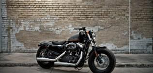 Harley Davidson Sportster Forty Eight