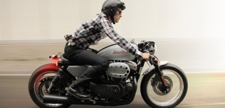 Harley Davidson Sportster Deus