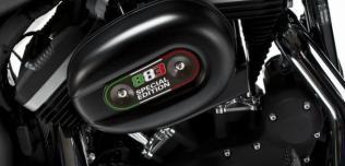 Harley-Davidson Sportster Iron 883 Italy