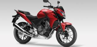 Honda CB series #10