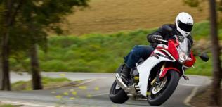 Honda CBR 600F 2011