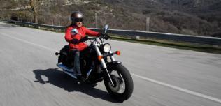 Honda Shadow Black Spirit 750