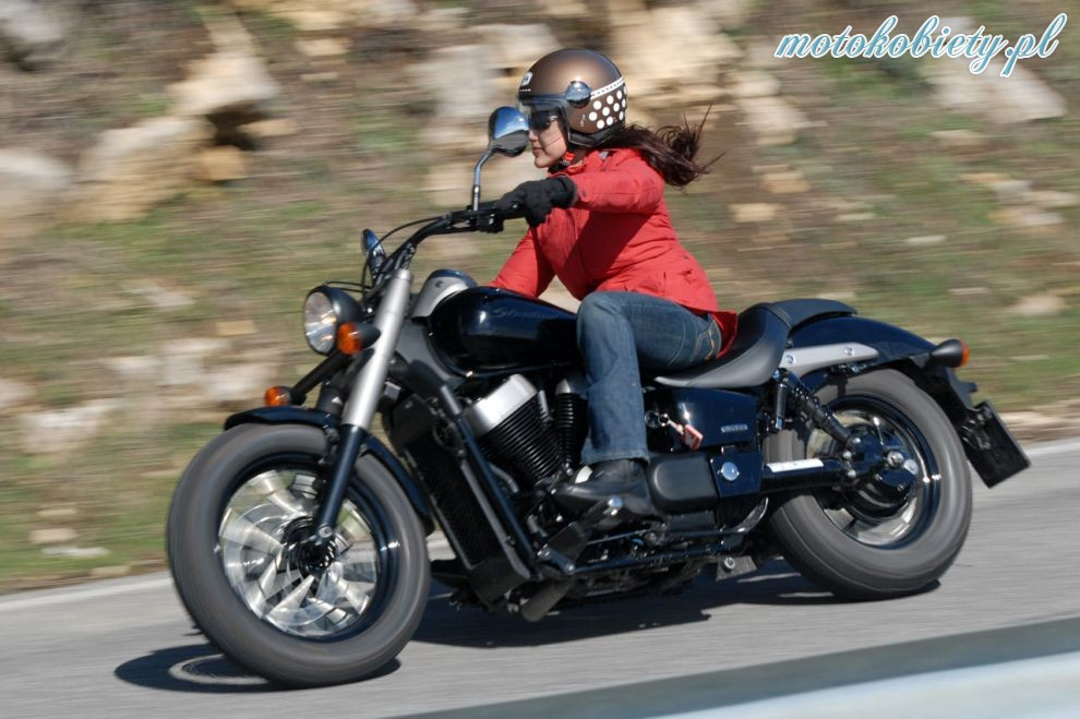 Result Of Honda Shadow 750 Test My Sweet Home