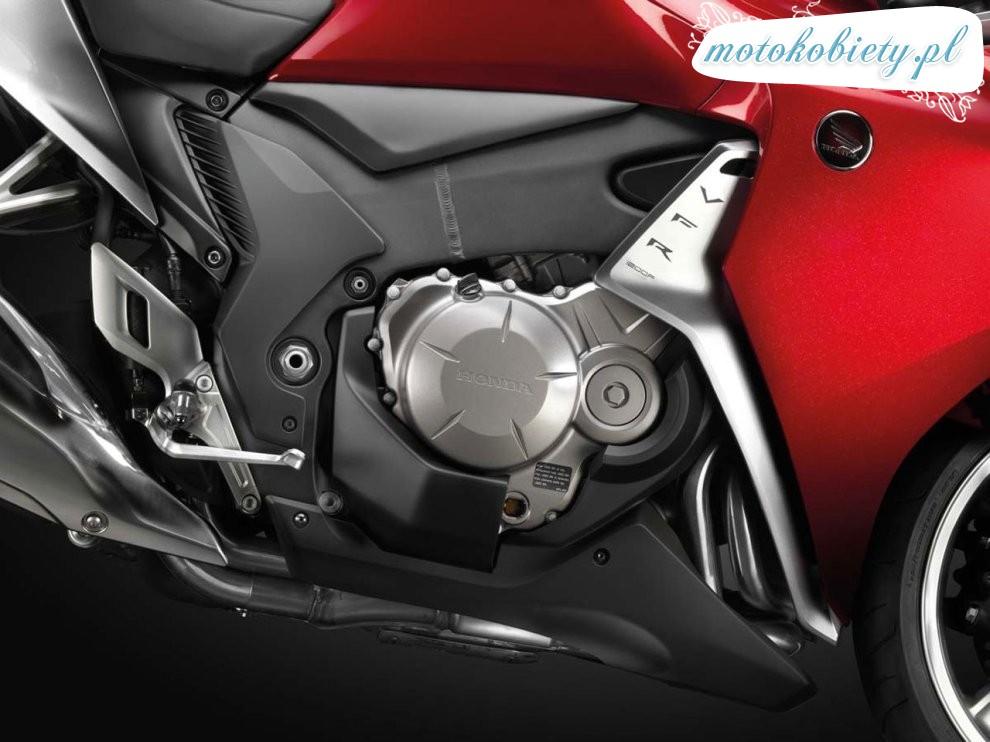 2010 Honda VFR 1200 F