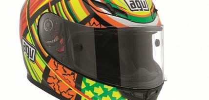 AGV GP Tech Rossi \'Elements\'