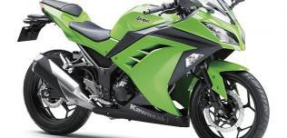 Kawasaki Ninja 250R MY 2013