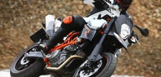 KTM Supermoto 990 R