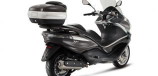 2012 Piaggio X10