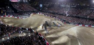 Red Bull X-Fighters, Dubaj