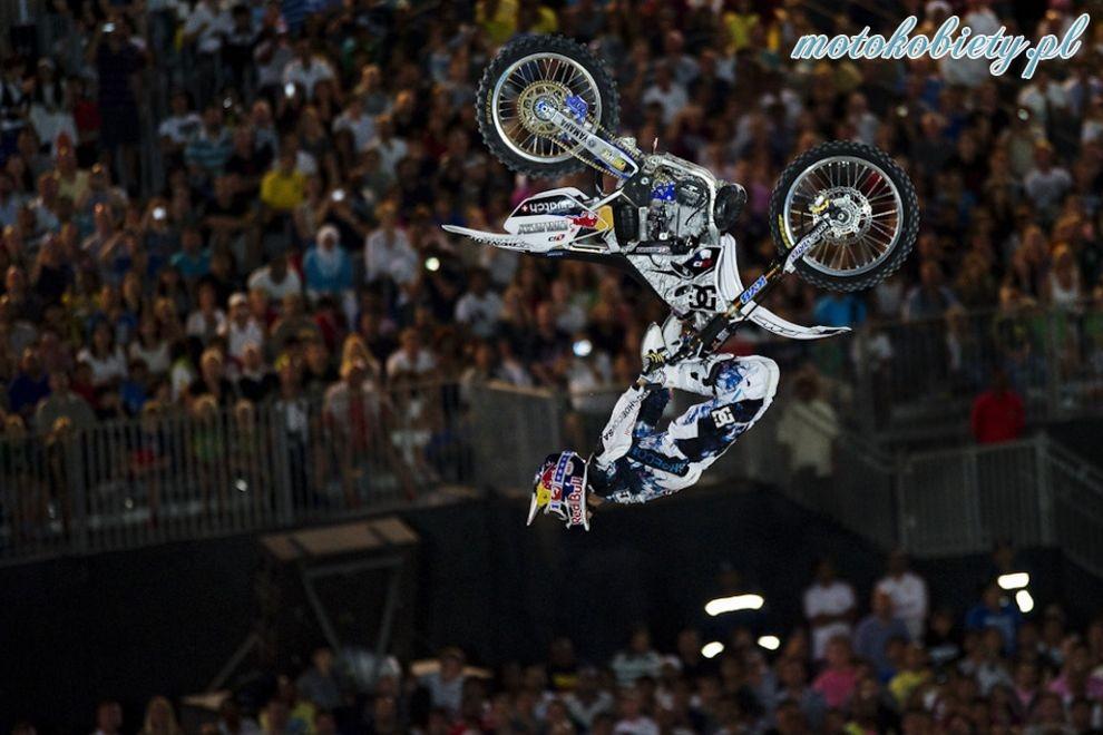 Red Bull X-Fighters, Dubaj