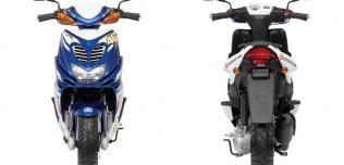 Aerox Fiat Yamaha Team Race Replica