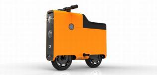 Boxx Corp Suitcase