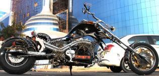 Spider Chopper