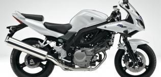 Suzuki SV650S na rok 2014