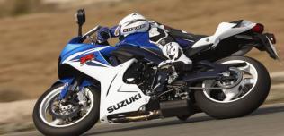 2011 Suzuki GSX-R 600