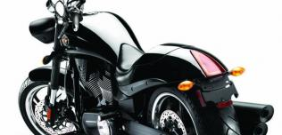 Victory Motorcycles - gama modeli na 2012 rok