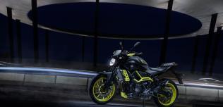 Yamaha MT-07 Night Fluo