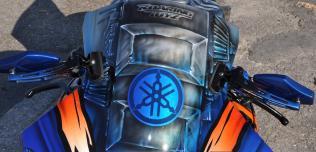 Yamaha R1 od Roaring Toyz
