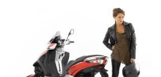 Piaggio MP3 Yourban 2011