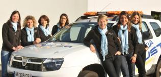 Women@Renault - Aicha des Gazelles 2011