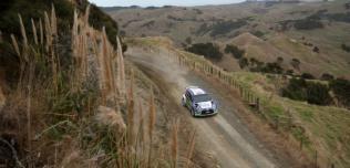 Rajd Nowej Zelandii 2010 - dzień II