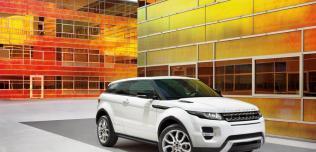 Range Rover Evoque 2011