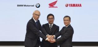 BMW, Honda i Yamaha stworzą inteligentne systemy komunikacji dla motocykli
