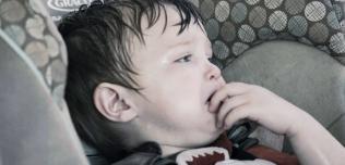 Samochód w trakcie upałów - śmiertelna pułapka dla dzieci i zwierząt