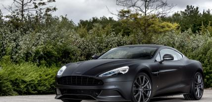 Q by Aston Martin: One of Seven