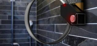 bezdotykowy kran inspirowany marką Audi