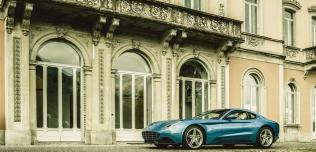 Ferrari F12 Berlinetta Lusso by Touring