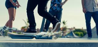 Lexus Hoverboard - lewitująca deskorolka