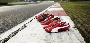 Nowa kolekcja butów od Pumy i Ferrari
