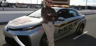 Arnold Schwarzenegger Toyota Mirai