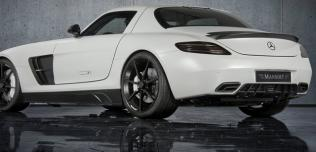 Mercedesa SLS AMG
