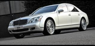 Maybach 57 by Project Kahn