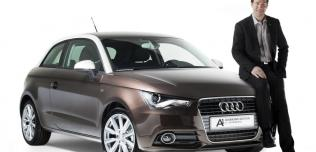 Audi A1 Diamond Edition