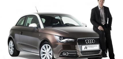 Audi A1 Diamond Edition