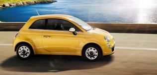 Fiat 500 Happy Birthday