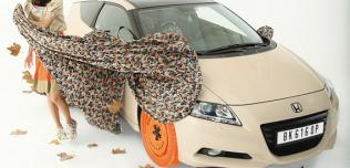 Honda CR-Z w wersji prêt-à-porter