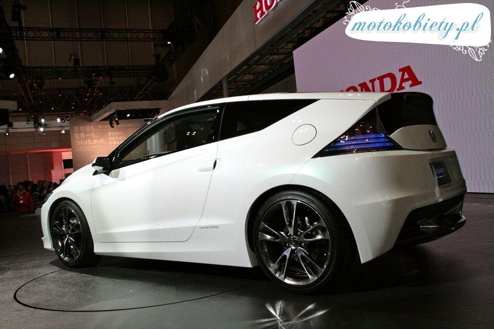 Nowa Honda CR-Z 2009 - Tokyo Motor Show