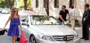 Sex w Wielkim Mieście i Mercedes-Benz
