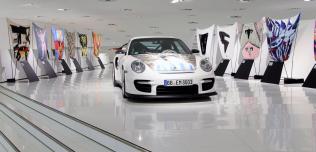 Porsche wystawa