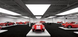 Kolekcja samochodów Ralpha Laurena