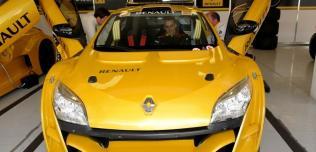 Robert Kubica za kierownicą Renault Megane Trophy