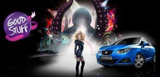 Seat Ibiza Good Stuff i Shakira